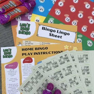 Home Bingo Kits